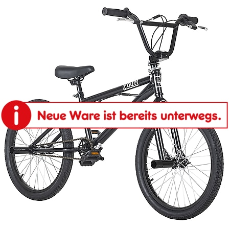 KS Cycling BMX Freestyle 20'' Four schwarz - Bild 1