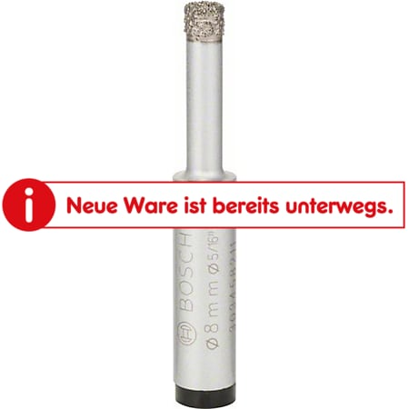 "Bosch Diamant Trockenbohrer / 8,0 mm ""Easy Dry""  2608587141 - Bild 1"