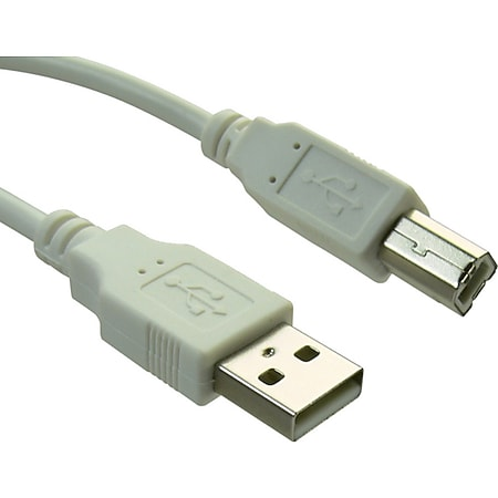 SANDBERG USB2 A B 2m SAVER - Bild 1