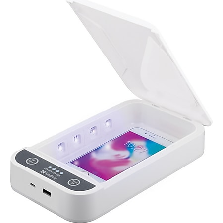 SANDBERG UV-Sterilisator-Box 7'' USB - Bild 1
