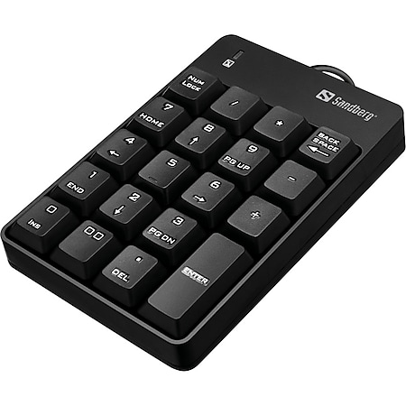 SANDBERG USB verkabeltes numerisches Tastenfeld - Bild 1