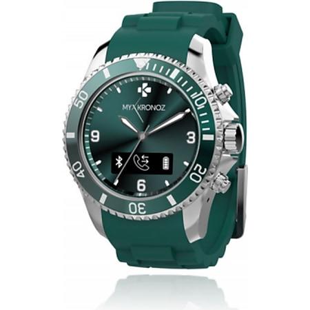 MYKRONOZ Smartwatch ZeClock grün - Bild 1
