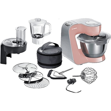 Bosch Küchenmaschine Creation Line Premium MUM58NP60 - Bild 1
