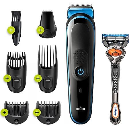 Braun Haarschneider Multi-Grooming-Kit MGK3245 - Bild 1