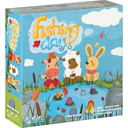 Asmodee Geschicklichkeitsspiel Fishing Day - Bild 1
