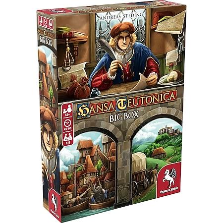 Pegasus Brettspiel Hansa Teutonica Big Box - Bild 1