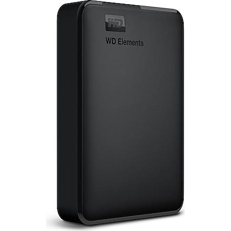 WD Festplatte Elements Portable 5 TB - Bild 1