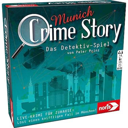 Noris Partyspiel Crime Story - München - Bild 1
