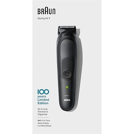 Braun Haarschneider Multi-Grooming-Kit MGK7 Design Edition - Bild 1