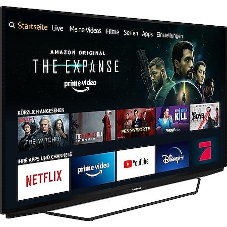 Grundig LED-Fernseher 55 GUB 7140 Fire TV - Bild 1