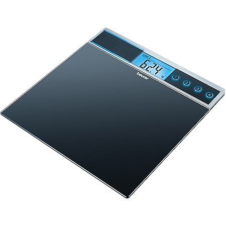 Beurer Waage Sprechende Glaswaage GS39 - Bild 1