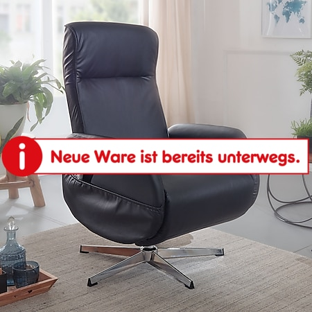 Wohnling Relaxsessel mit Massagefunktion Elektrisch Verstellbar Sessel mit Liegefunktion - Bild 1