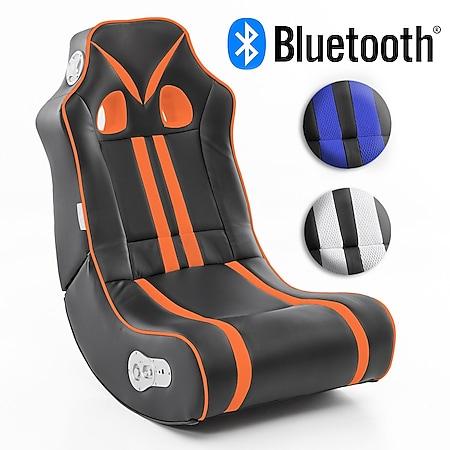 Wohnling Soundchair NINJA in 3 Farben mit Bluetooth Musiksessel mit Lautsprechern Multimediasessel - Bild 1