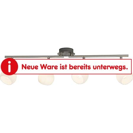 Philo LED Spotrohr 4flg eisen/weiß - Bild 1