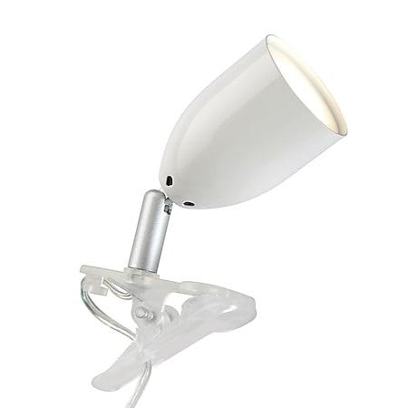 Leo LED Klemmleuchte weiß - Bild 1
