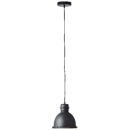 Kiki Pendelleuchte 21cm schwarz korund - Bild 1