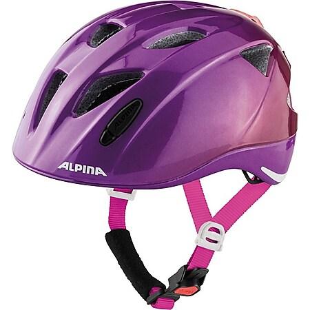 Kinder-Helm  Ximo Flash berry gloss - Bild 1