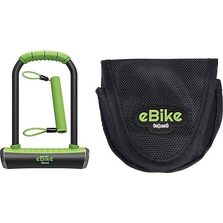 E-Bike Bügelschloss Pitbull Mini 8003E - Bild 1
