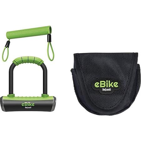 E-Bike Bügelschloss Pitbull Mini 8006E - Bild 1