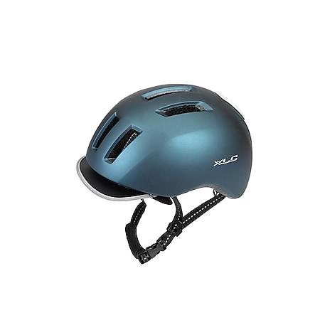 City-Helm BH-C24 blau-metallic - Bild 1