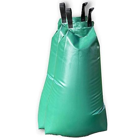 Grasekamp Doppelpack Bewässerungsbeutel für Bäume  - 2 x 60 Liter - Wasserbeutel Wassersack  Bewässerungssystem - Bild 1
