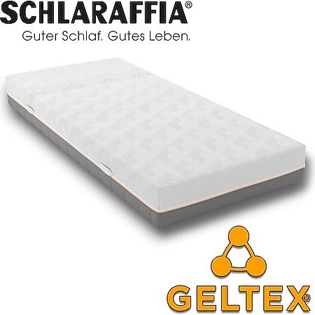 Schlaraffia GELTEX Quantum Touch 200 Gelschaum Matratze... H2, 90x200 cm - Bild 1