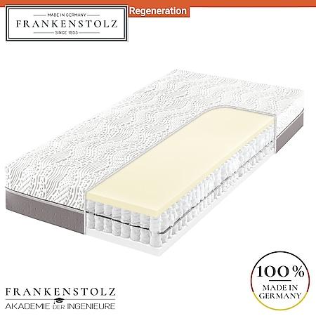 Frankenstolz Energy T - Die Boost Matratze mit optimaler Körperanpassung... H3, 80x200 cm - Bild 1