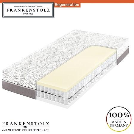 Frankenstolz Energy T - Die Boost Matratze mit optimaler Körperanpassung... H2 | H2 Partnermatratze, 180x200 cm - Bild 1