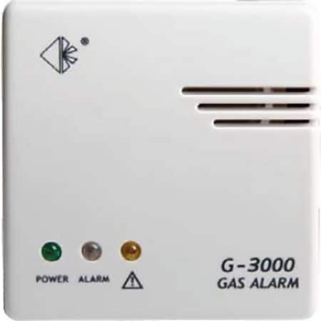 Cordes Gasmelder CC-3000 Rauchmelder Feuermelder Brandmelder Kohlenmonoxid - Bild 1