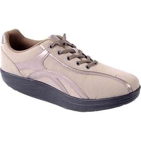 Aktiv Schuhe Fitnesschuhe in beige - Gr. 37 - Bild 1