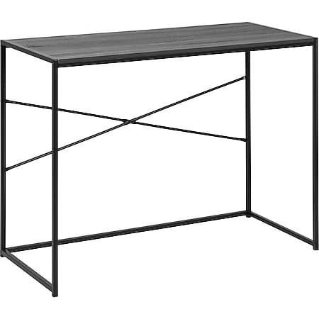 Schreibtisch Sea schwarz Tisch Bürotisch Computertisch Büro Arbeitszimmer PC - Bild 1