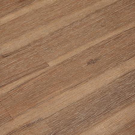 Maro Sideboard 3 Türen braun Akazie Metall grau Kommode Schrank Wohnzimmer Board - Bild 1