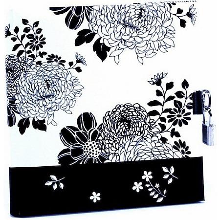 GOLDBUCH Tagebuch Black&White Notizbuch Notiz Heft Tage Buch Diary Kladde Agenda - Bild 1