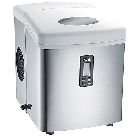HKoenig KB15 Edelstahl Eiswürfel Maschine 150 W - Bild 1