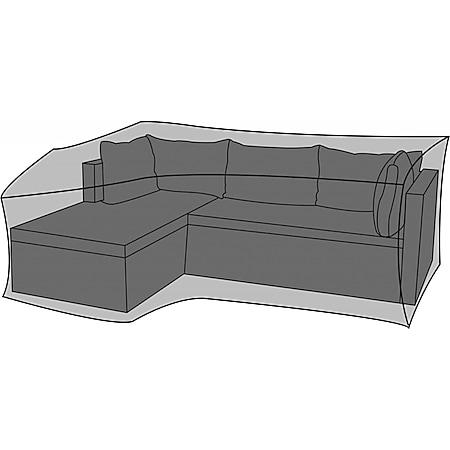 LEX Schutzhülle Deluxe für Lounge Möbel, 240 x 200 x 85 cm, PE Beschichtung - Bild 1