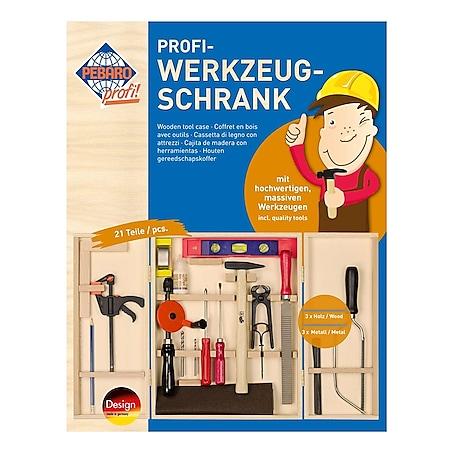 PEBARO Profi-Werkzeugschrank, 23-teilig - Bild 1