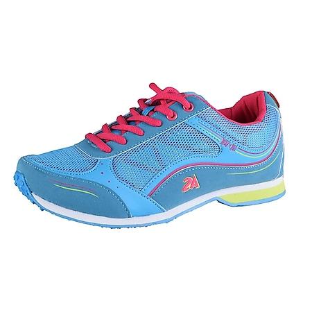 AIR STAR Damen Sneaker, Blau/Multi/blau /40 - Bild 1
