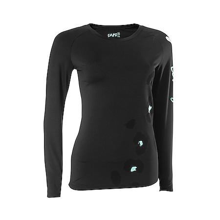 SAM Damen Fitness Shirt/l /schwarz - Bild 1