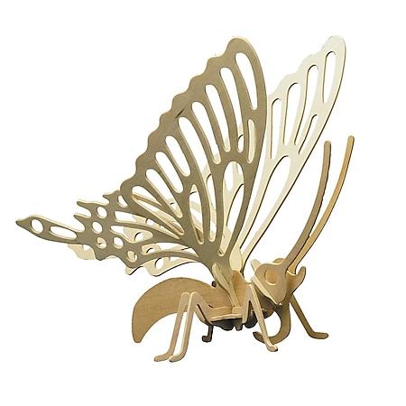 PEBARO Holzbausatz Schmetterling - Bild 1