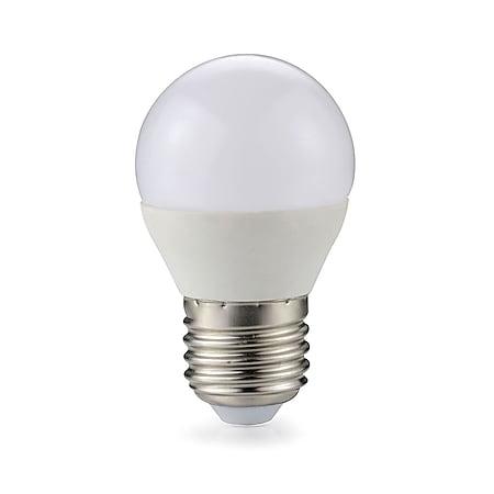LED Kugel Leuchtmittel Glühbirne E27 3W 240 Lumen warmweiß Lampe Licht - Bild 1