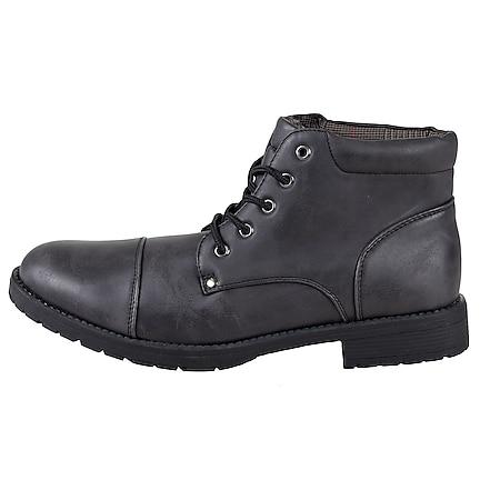 MARIO BUCELLI Stylische Herren Country Stiefel Stiefeletten Boots... Schwarz, 43 - Bild 1