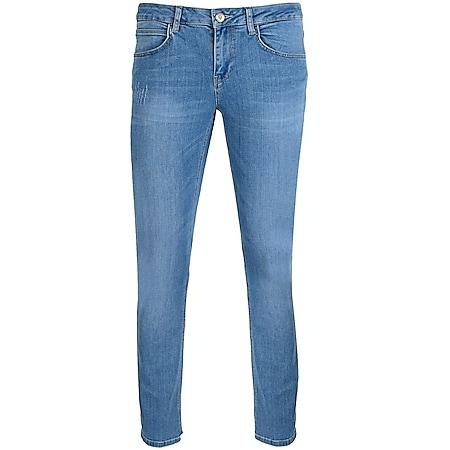 GIN TONIC Damen Jeans Light Blue Wash, 33/32 - Bild 1