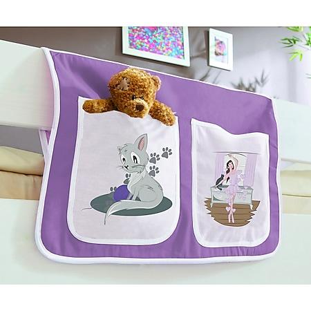 TiCAA Kinder Bett-Tasche für Hochbett und Etagenbett TiCAA Kinder Bett-Tasche für Hochbett und Etagenbett - Bild 1