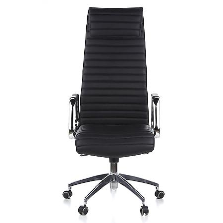 hjh OFFICE Luxus Chefsessel ASPERA 20 mit Armlehnen - Bild 1