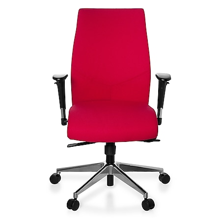 hjh OFFICE Profi Bürostuhl PRO-TEC 250 mit Armlehnen (höhenverstellbar) - Bild 1