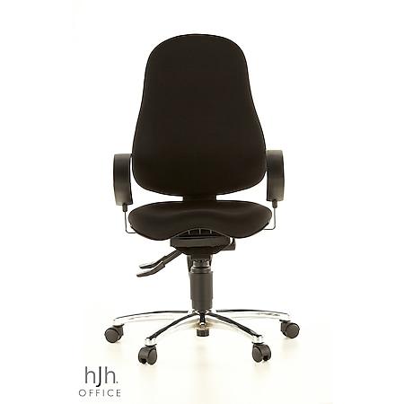 Topstar Profi Bürostuhl SITNESS 10 mit Armlehnen (höhenverstellbar) - Bild 1