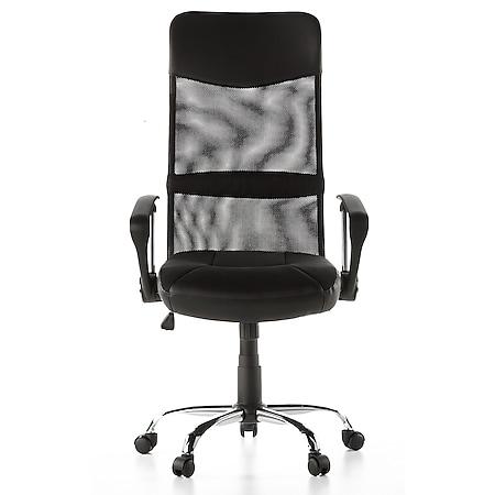 hjh OFFICE Home Office Chefsessel ARTON 20 mit Armlehnen - Bild 1