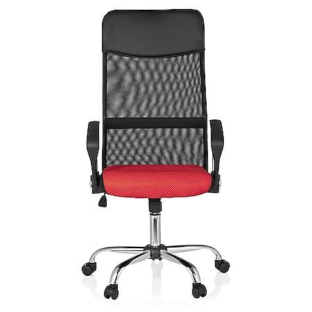 hjh OFFICE Home Office Bürostuhl ORION NET mit Armlehnen - Bild 1
