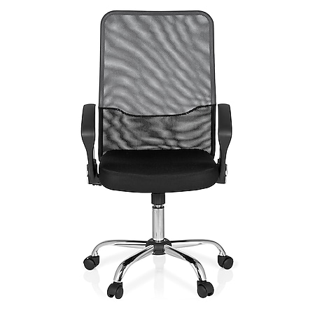 hjh OFFICE Home Office Bürostuhl FOLEY NET mit Armlehnen - Bild 1