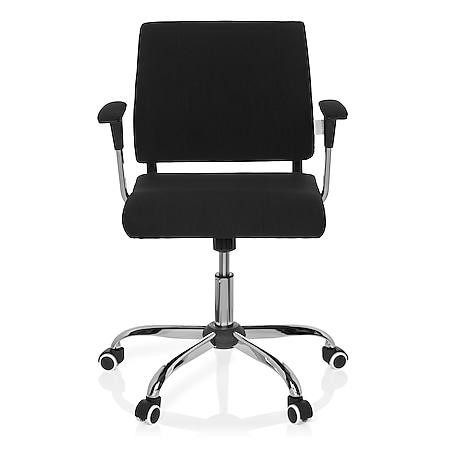 hjh OFFICE Home Office Bürostuhl AVIDA mit Armlehnen - Bild 1